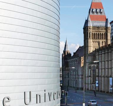Academic venues in Manchester
