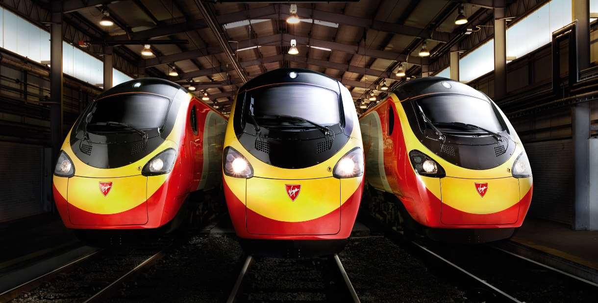 Virgin Trains - Transport in London, England - Meet In Manchester