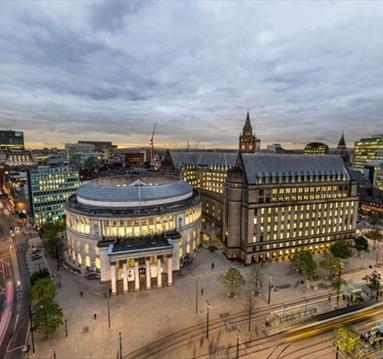 Manchester Named Best UK City to Live