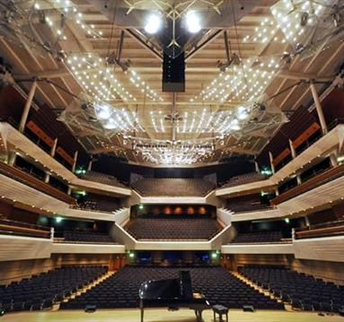 Thumbnail for The Bridgewater Hall