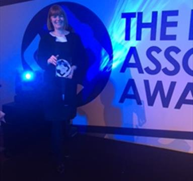 Conference Partners Wins Best Association Supplier at The European Association Awards 2017