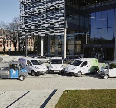 Manchester Metropolitan University awarded Gold for its commitment to sustainable travel