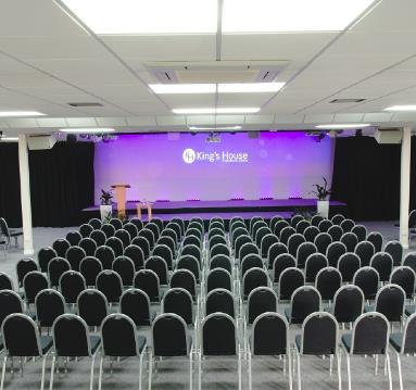 Thumbnail for King's House Conference Centre