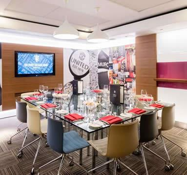 Man Utd meeting room