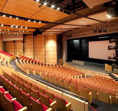 Manchester Central Convention Complex auditorium