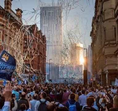 Manchester Named UK's Best Sporting City