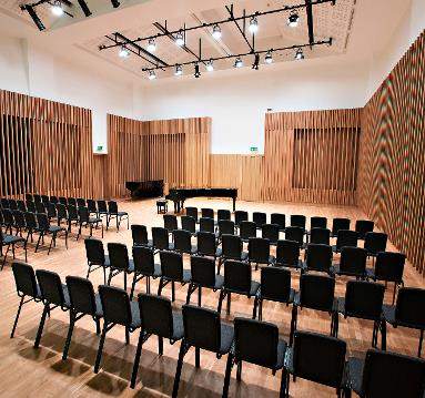 The Stoller Hall, Manchester's Newest Space for Performance and Events Opens in April 2017