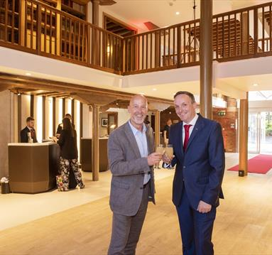 V&A Hotel Enjoys £500,000 Refurbishment For New 'Welcome Experience'