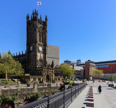 Thumbnail for Manchester Cathedral