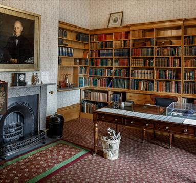 Signed copy of Cranford Returns to Elizabeth Gaskell's House