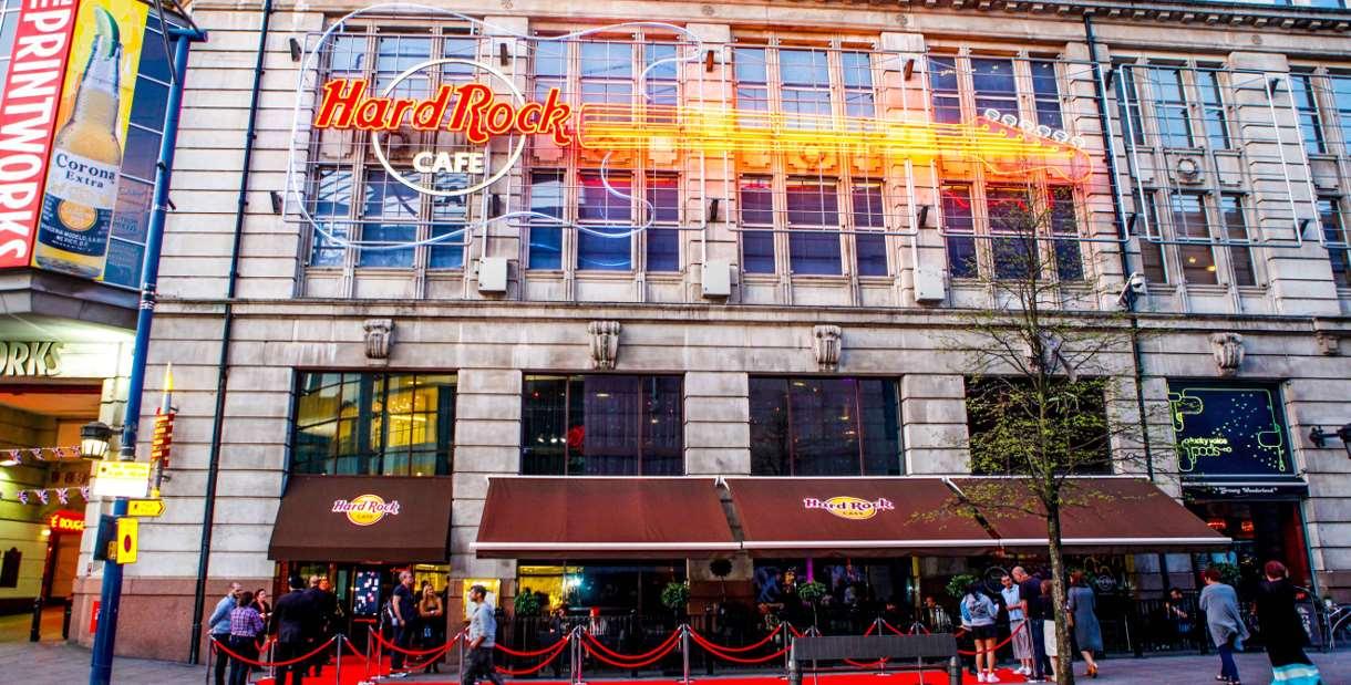 Hard Rock Cafe Printworks