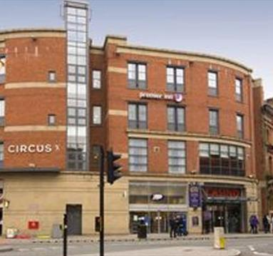 Premier Travel Inn Manchester City Centre